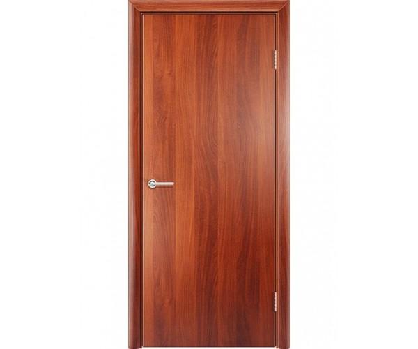 Ламинированная дверь Гладкая