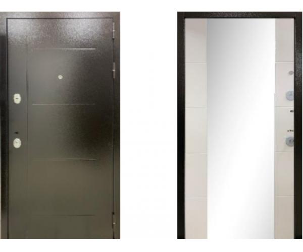 H1 Mirror Софт Белый зеркало