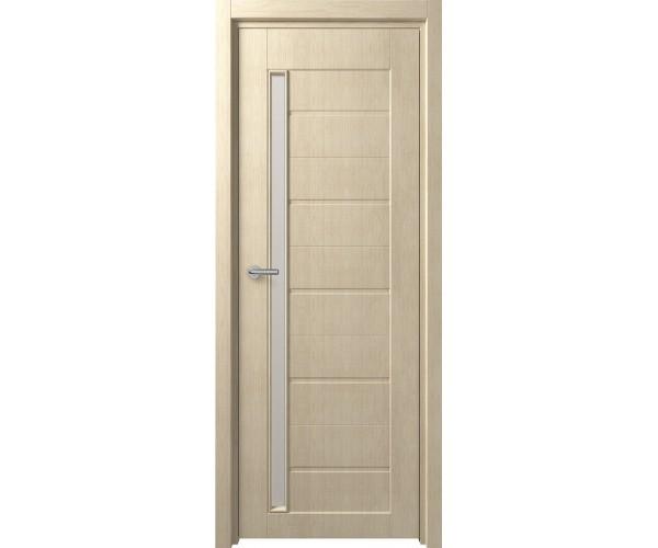 Ламинированная дверь с кромкой ПВХ F-4