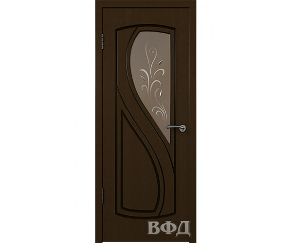 Шпонированная дверь Премиум