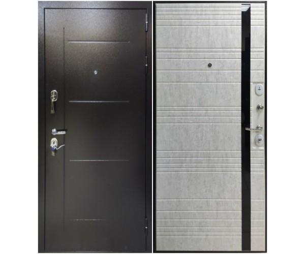 """Входная дверь """"H1 Глория Белая Скала"""""""